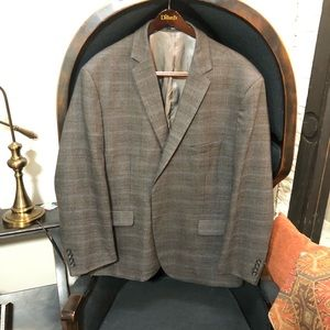 Men's Sport coat/blazer/suit jacket - PU MW - 56R